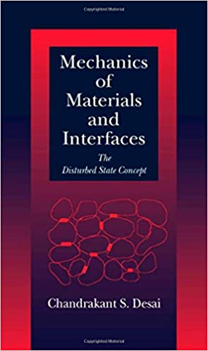 Mechanics of Materials and Interfaces: The Disturbed State Concept