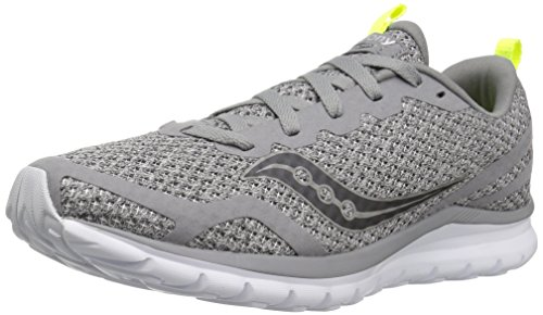 Saucony Men Feel Grey Men Feel Saucony Sneaker Grey Sneaker Men Saucony drrfwCqx