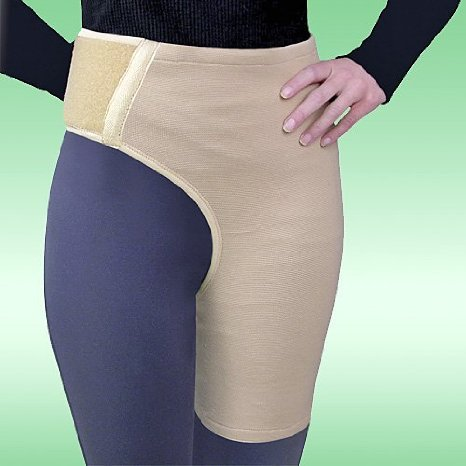 Protector Hip (Jobar Hot Cold Therapy Hip Protector Stabilizer Compression Support, Medium, 7.84 Pound)