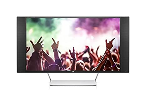 HP ENVY 32-Inch QHD Media Display with Bang & Olufsen Speakers (Hewlett Packard Hdmi)