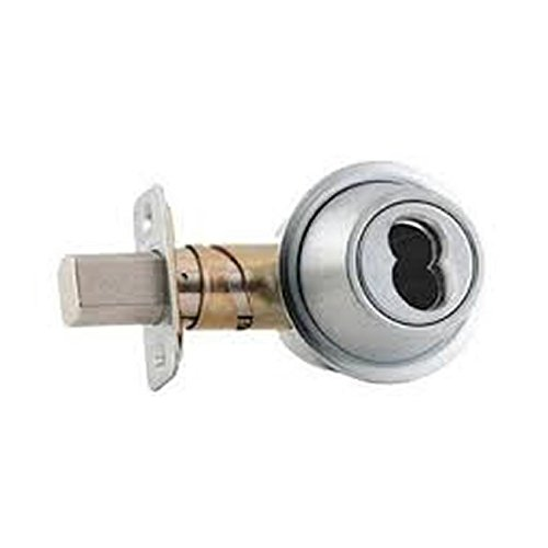 Schlage B500 Complete Locks - B560BD, Keyed Single Cylinder, Satin Chrome Finish by Schlage Lock Company