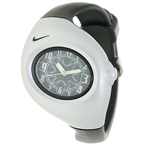 NIKE WR0033-005 - Reloj Nike TRIAX JUNIOR Analógico caucho - Mujer/Cadete - Color Negro: Amazon.es: Relojes