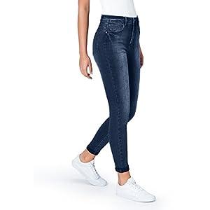 Marchio Amazon - find. Jeans Skinny Vita Regular Donna 17