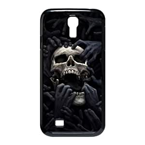 Customized Cell Phone Case for SamSung Galaxy S4 I9500 with Skull shsu_1998256 at SHSHU