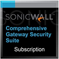 Comprehensive Gateway Security Suite Bundle for the SonicWall NSA 220 - 1 Year