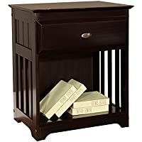 American Furniture Classics 2960 Solid Wood Nightstand