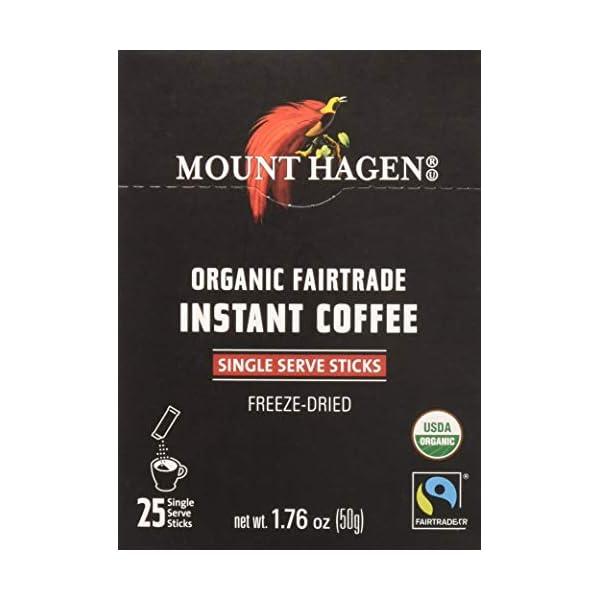 mount hagen instant coffee single serve)