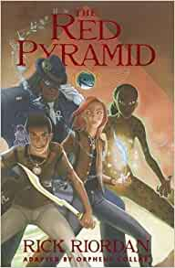 red pyramid graphic novel pdf free download