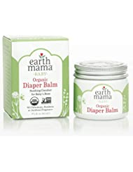 Earth Mama Angel Baby Earth Mama Bottom Balm, 2-Ounce Jar