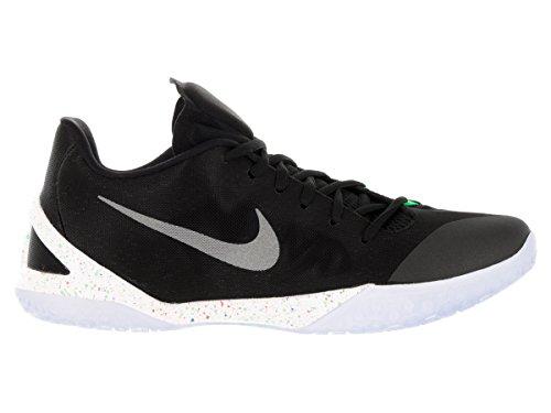 Tri Fusion Run Gris foncé / noir / orange hyper Running Shoe 9,5-nous