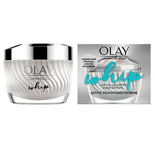 Olay Luminous Whip Luftig-Leichte Creme für Eine Strahlende Haut