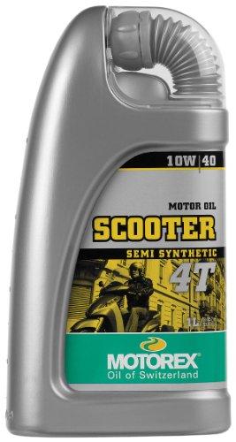 Motorex Scooter 4T Oil - 10W40 - 1L. 171-484-100 - Motorex Scooter