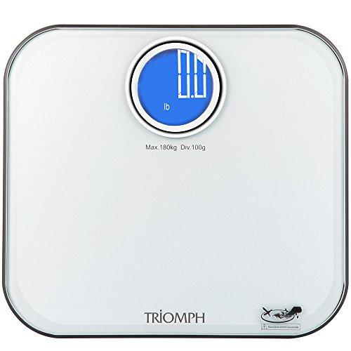 Triomph Bathroom Accuracy Capacity Technology