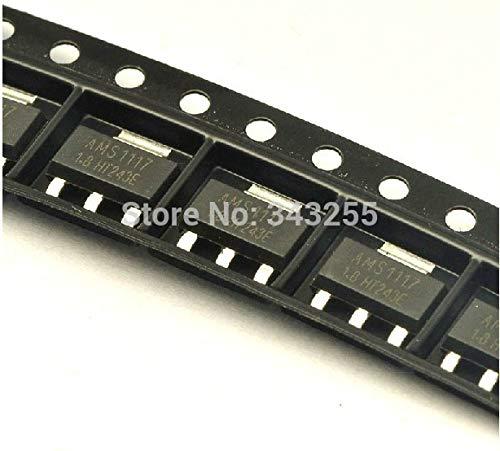 1117 voltage regulator - 5