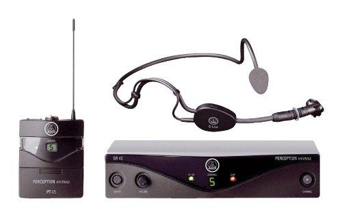 AKG Pro Audio Perception Wireless 45 Sports Set BD A Wire...