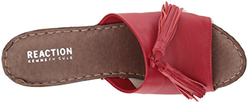 Heeled Cole Sandal Women's Red Only One REACTION Kenneth qXndFCwd