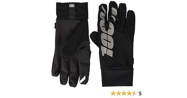 gris guantes con cremallera para deportes al aire libre de dedo completo Guantes para correr con pantalla t/áctil guantes c/álidos impermeables a prueba de viento para hombre Winter Plus Velvet