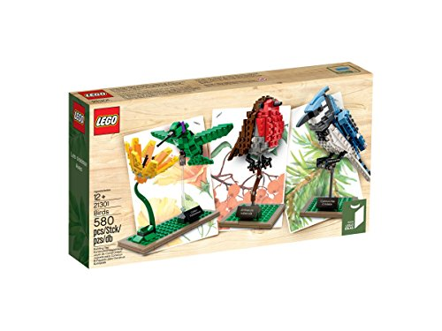 LEGO-Ideas-21301-Birds-Model-KitDiscontinued-by-manufacturer