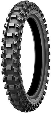 DUNLOP(ダンロップ)バイクタイヤ GEOMAX MX33 リア 120/80-19 63M チューブタイプ(WT) ソフト路 [公道走行不可] 二輪 オートバイ用 330234