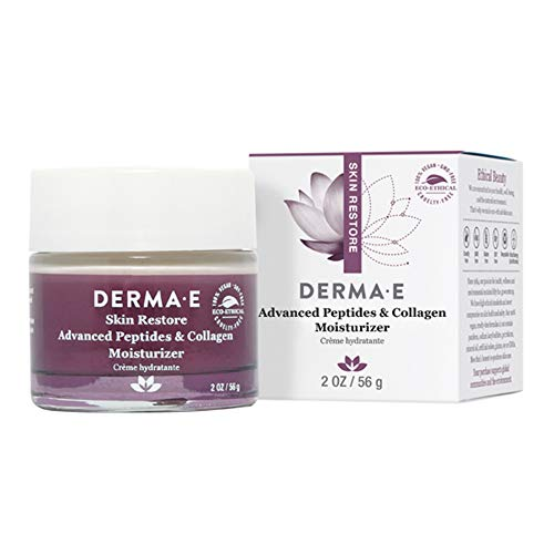 Derma Moisturizer Body - DERMA E Advanced Peptide & Collagen Moisturizer