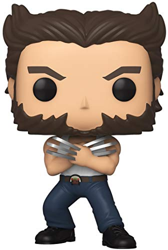 Pop Marvel X-Men 20th-Wolverine In Tanktop
