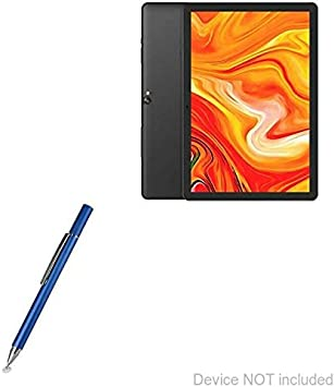 Broonel Grey Rechargeable Fine Point Digital Stylus Compatible with The Vankyo MatrixPad Z4 10