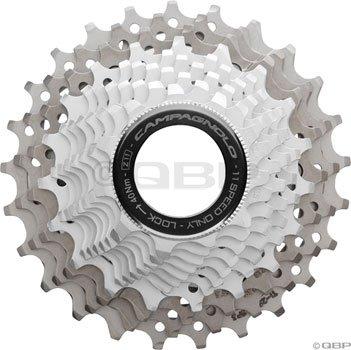 Campagnolo Record 11-25 11S FH Cassette (Titanium Bicycle Road Cassette)