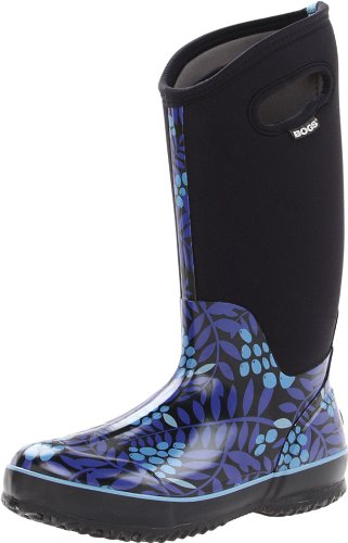 Bogs Women's Classic High Winterberry Waterproof Insulated B
