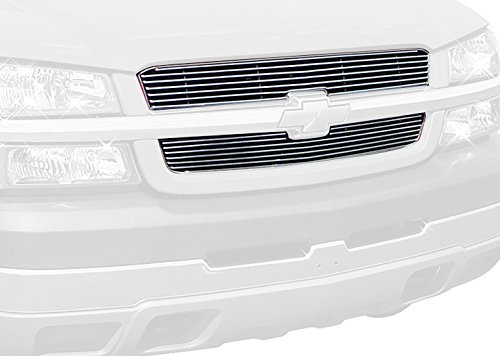 Insert Carriage 1500 Grille (Carriage Works 41843 Billet Aluminum Grille Insert)
