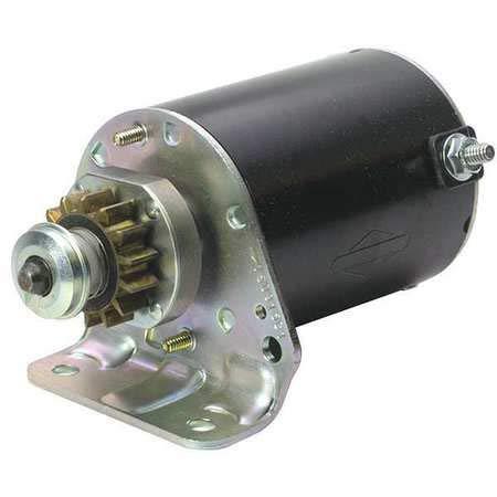 (Starter Motor)