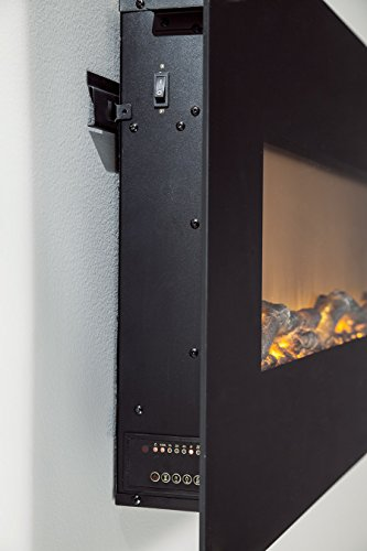 Touchstone 80001 - Onyx Electric Fireplace - (Black) - 50 ...