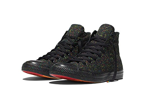 Converse Chuck Taylor All Star 'Gay Pride' Black Talla 42