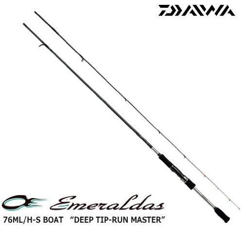 ダイワ  ロッド エメラルダス AGS 76ML/H-S ボート ディープティップランマスター   B0097WFC6Y