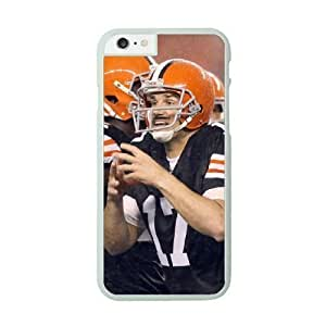 Case Cover For SamSung Galaxy S5 Mini White Cell Phone Case Cleveland Browns NFL Generic Cheap Phone NLYSJHA1805