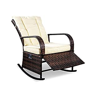 41UPPbN-2JL._SS300_ Wicker Rocking Chairs & Rattan Wicker Chairs