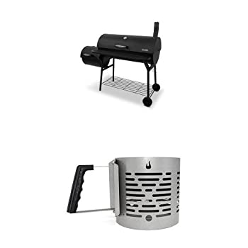 Char-Broil Deluxe Charcoal Smoker