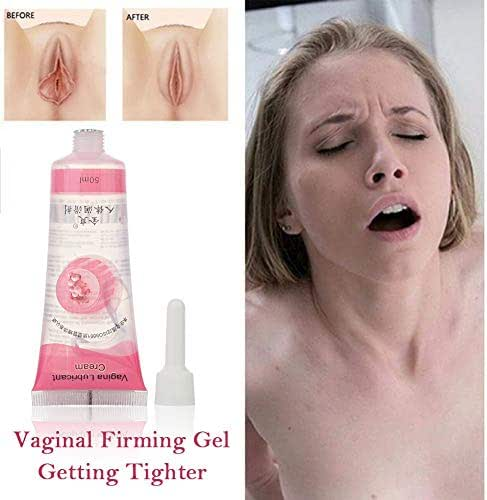 Vaginal Shrinking Cream Vaginal Repair Gel Tightening Female Lubricants Shrinking Vaginal Gel, Firming Vagina Female Contraction Private Parts Moisturizing Shrink Gel for Women, Shrink, Firming (50ML)
