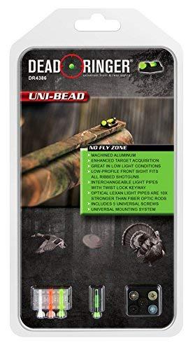 Shotgun Front Sight (Dead Ringer Uni-Bead Shotgun Front Sight | Low Profile | Easy Install)