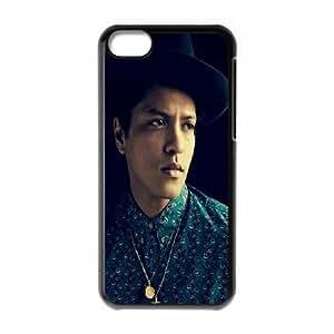 Bruno Mars iPhone 5C Case, Bruno Mars DIY Case Cover, iPhone 5C Custom Case