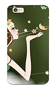 Hot Hard shell For Iphone 6 4.7 Inch Case Cover over 6 Skin - Mother Nature