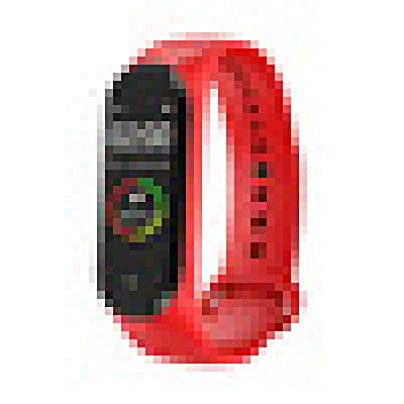 DMMDHR Health Fitness Bracelet Smart Band Wristband Heart Rate Blood Pressure Heart Rate Monitor Pedometer Sports Bracelet Estimated Price £32.32 -