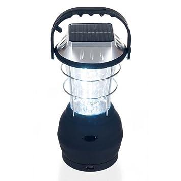 Whetstone Solar and Dynamo No Batteries Camping Lantern