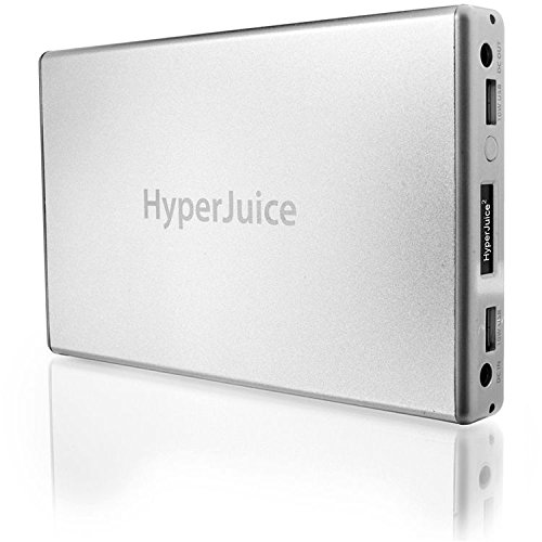 HyperJuice 2 External Battery Pack for MacBook / iPad / iPhone / Smartphones - MBP2-100 by Hyper
