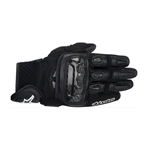 Alpinestars Edge - Alpinestars GP Air Men's Street Motorcycle Gloves - Black / Large