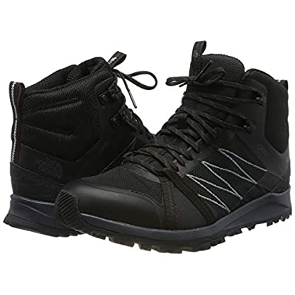 The North Face Men's M Lw Fp Ii Mid GTX High Rise Hiking Boots 7