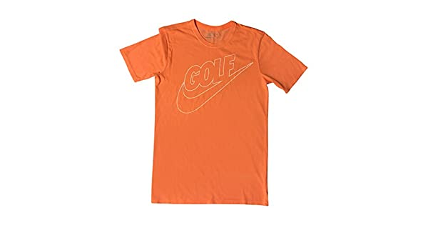 61fb36ee Amazon.com: Nike Golf Graphic T-Shirt (Peach, M): Shoes