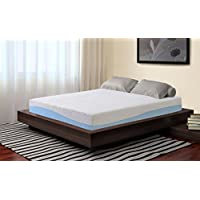 Sleeplace SVC10FM01K Aquarius Memory Foam Mattress, King