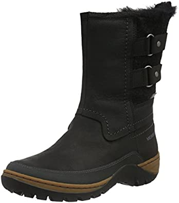 Amazon.com | Merrell Women's Sylva Mid Buckle Waterproof-W