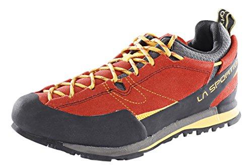 La Sportiva Boulder X, Stivali da Escursionismo Uomo rosso