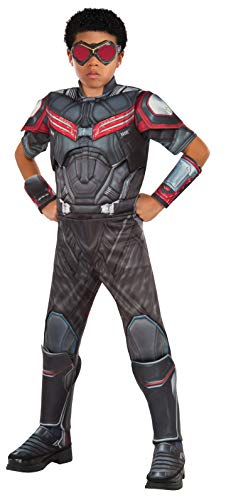 Rubie's Costume Captain America: Civil War Falcon Deluxe Muscle Chest Child Costume, Small
